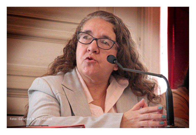 Marta Vedio a 20 años de los Juicios por la Verdad: