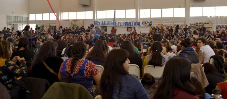 """Las mujeres indígenas en el 33° Encuentro Nacional de Mujeres: """"A través de la plurinacionalidad estamos pidiendo derechos"""""""