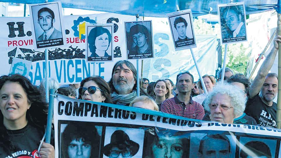 Encuentro Nacional de HIJOS en La Plata
