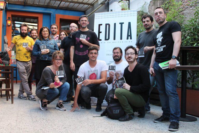EDITA 2018: Las editoriales independientes le dan pelea a la crisis del sector