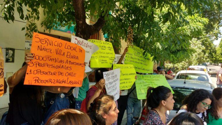 El municipio desbarató todo un Servicio Local de Niñez en el sur de La Plata