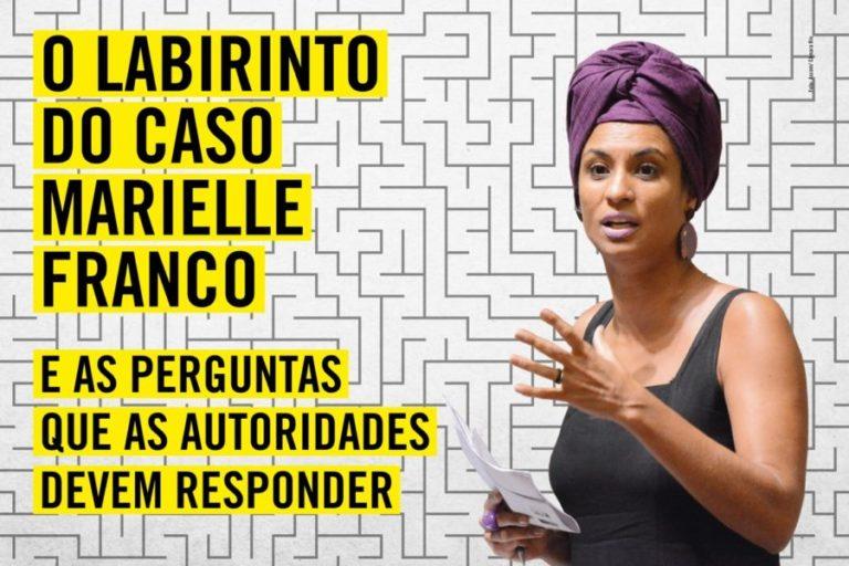 A 11 meses del asesinato de Marielle Franco, hay más dudas que certezas
