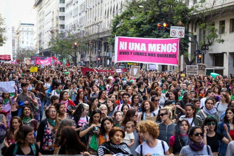 Organizaciones feministas de La Plata, Berisso y Ensenada comienzan a organizar el #8M