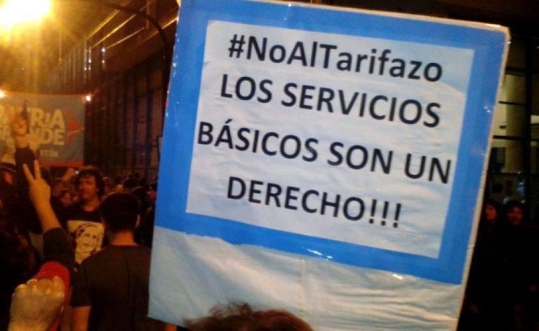 26 de febrero: Gran Audiencia Pública Nacional contra el Tarifazo